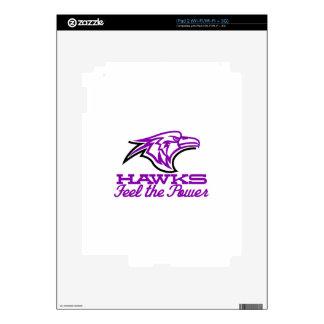 Hawks Feel The Power iPad 2 Skin