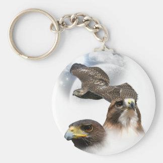 Hawks Keychain