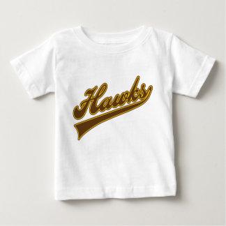 Hawks Script Baby T-Shirt