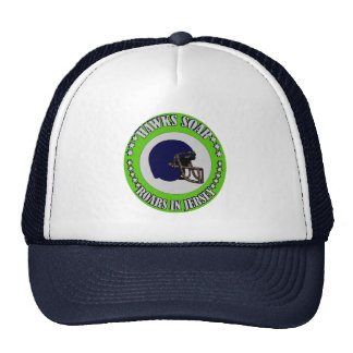 HAWKS SOAR TRUCKER HAT