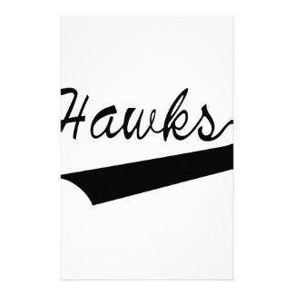 Hawks Stationery