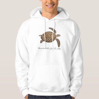 Hawksbill Sea Turtle Hoodie