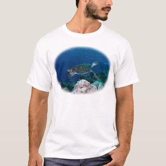 Hawksbill Sea Turtle Men's T Shirt