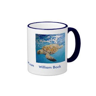 Hawksbill Sea Turtle Mug