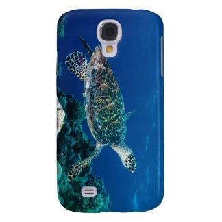 Hawksbill Sea Turtle Samsung S4 case Galaxy S4 Cases