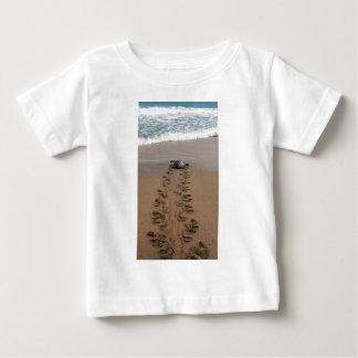 Hawksbill Turtle Trek Baby T-Shirt