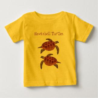 Hawksbill Turtles Baby T-Shirt