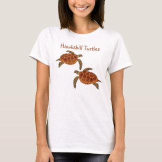 Hawksbill Turtles T-Shirt