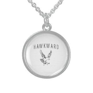Hawkward Collar De Plata Esterlina