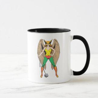 Hawkwoman Mug
