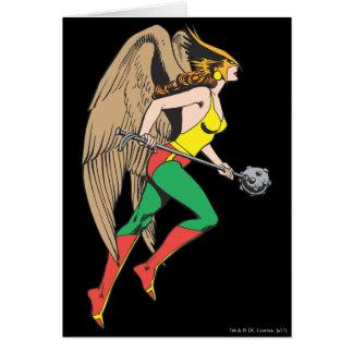 Hawkwoman Profile Card