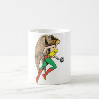 Hawkwoman Profile Coffee Mug