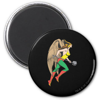 Hawkwoman Profile Magnet