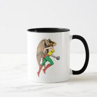 Hawkwoman Profile Mug