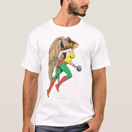 Hawkwoman Profile T-Shirt