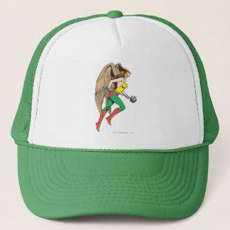 Hawkwoman Profile Trucker Hat