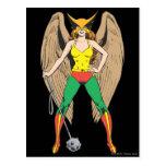 Hawkwoman Tarjetas Postales