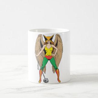 Hawkwoman Taza
