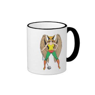 Hawkwoman Taza De Café