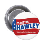 Hawley for House Logo Campaign Button