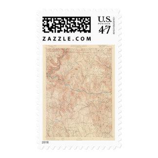 Hawley, Massachusetts Postage