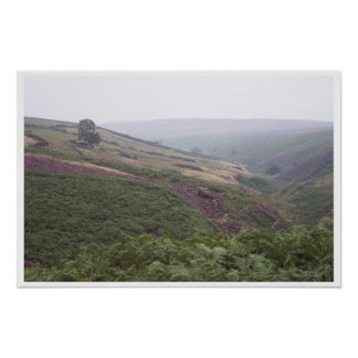 Haworth Moor Poster