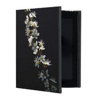 Hawthorn Flowers iPad Case