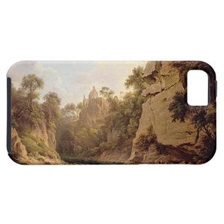 Hawthornden Castle, near Edinburgh, c.1820-22 (oil iPhone SE/5/5s Case