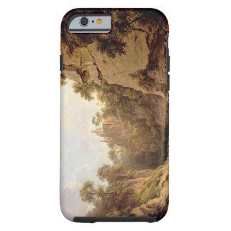 Hawthornden Castle, near Edinburgh, c.1820-22 (oil Tough iPhone 6 Case
