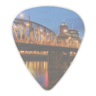 Hawthorne Bridge Acetal Guitar Pick