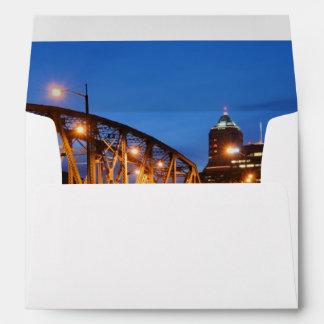Hawthorne Bridge Envelope