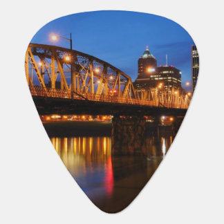 Hawthorne Bridge Guitar Pick