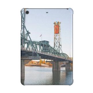 Hawthorne Bridge Portland Daytime iPad Mini Cover