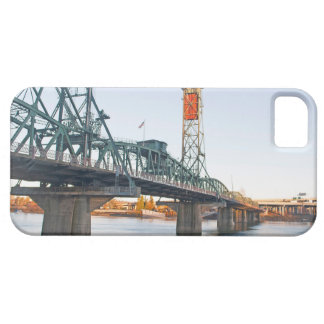 Hawthorne Bridge Portland Daytime iPhone SE/5/5s Case