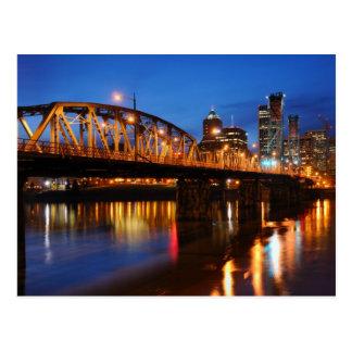 Hawthorne Bridge Postcard