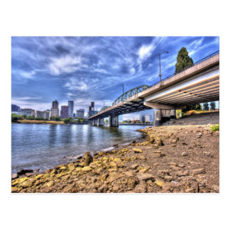 Hawthorne Bridge Postcards