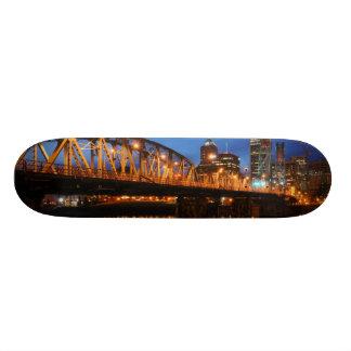 Hawthorne Bridge Skateboard