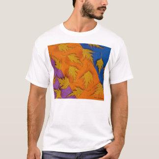 Hawthorne Leaves #2 T-shirt