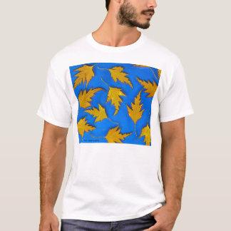 Hawthorne Leaves #3 T-shirt