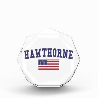 Hawthorne US Flag Award