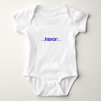 ..:haxor:.. (blue baby bodysuit