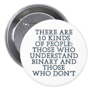 Hay 10 clases de gente… pins
