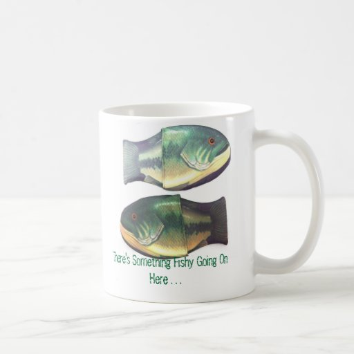 Hay algo el ir a pescado en… taza