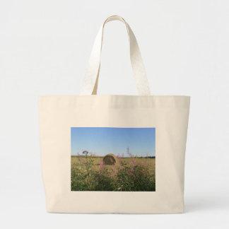 Hay Canvas Bag