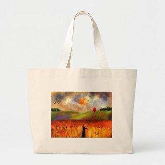 Hay Tote Bags