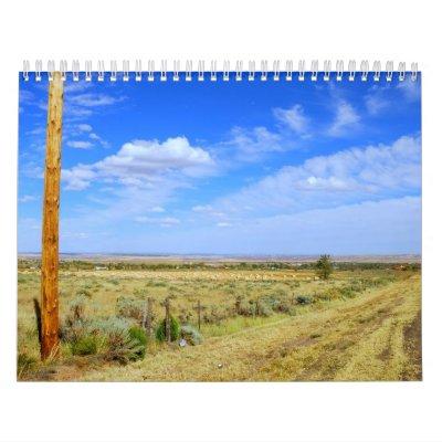 Hay Bales 2010 Calendar