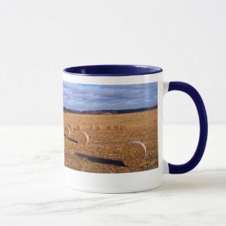 Hay Bales Mug