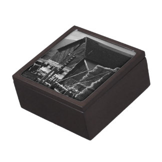 Hay Barn Keepsake Box