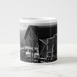 Hay Barn Large Coffee Mug