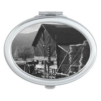 Hay Barn Mirror For Makeup